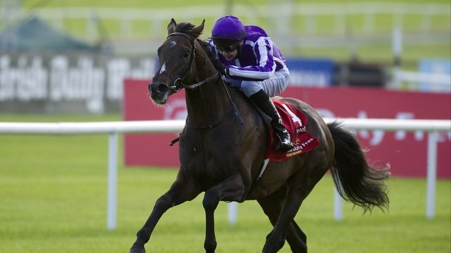Joseph O'Brien left Camelot with too much ground to make up