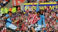 Stoke hold champions City level