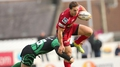 Connacht fail to contain Scarlets