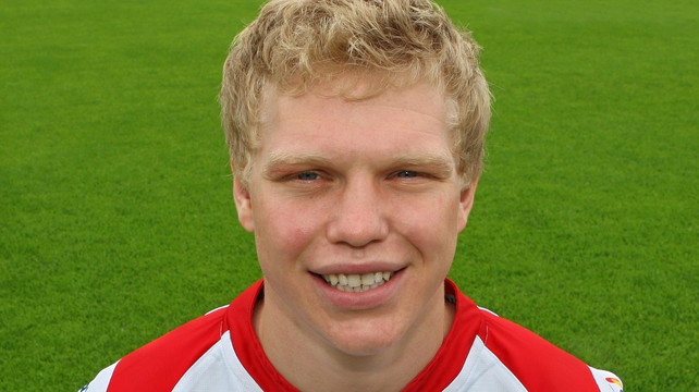 Nevin Spence had played rugby for Ulster and had also began to feature on the international scene