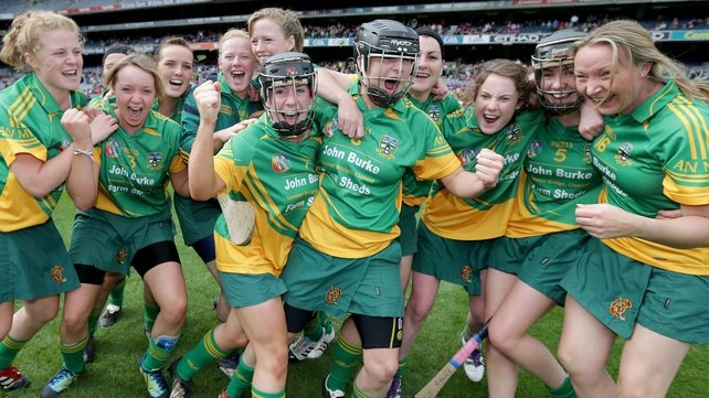 Meath are the All-Ireland Premier Junior camogie champions 2012