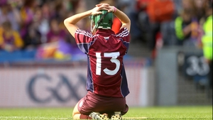 Not that Galway's Deirdre Burke was that happy with the 3-12 apiece draw