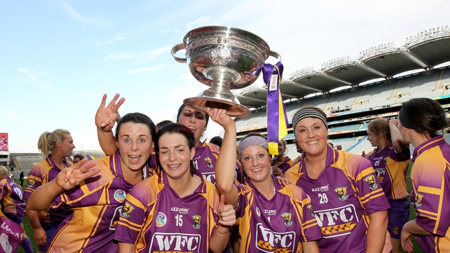 Wexford won their third consecutive All-Ireland title last month