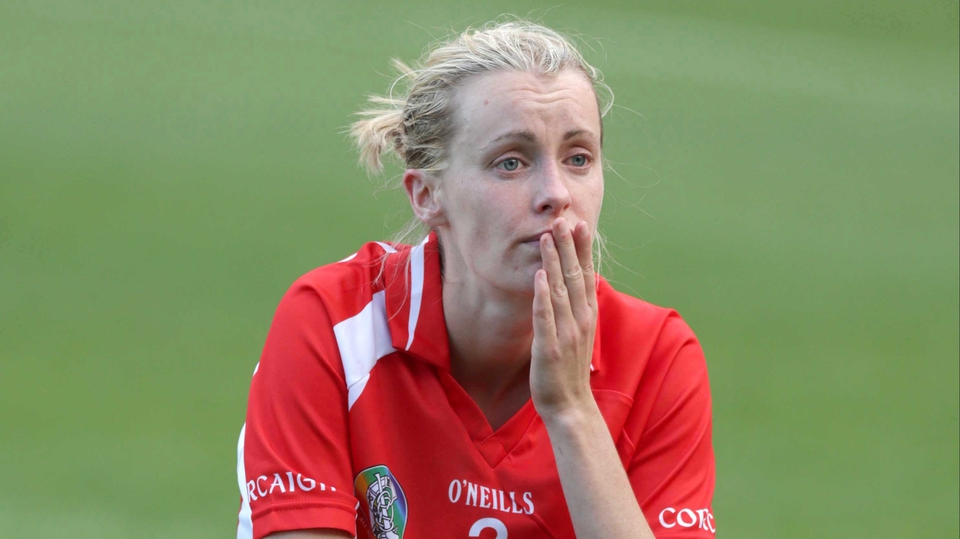 But it was a bitter pill to swallow for Jenny Duffy of Cork