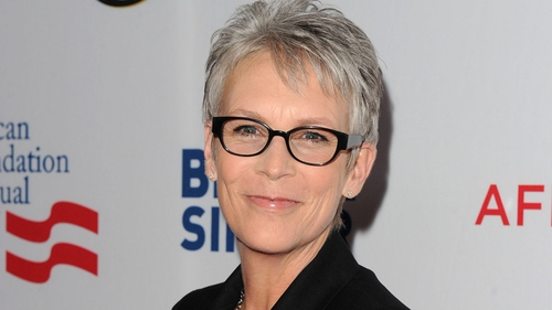 Jamie Lee Curtis was involved in a car crash in Los Angeles.