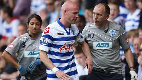 Andrew Johnson was without a club after leaving QPR