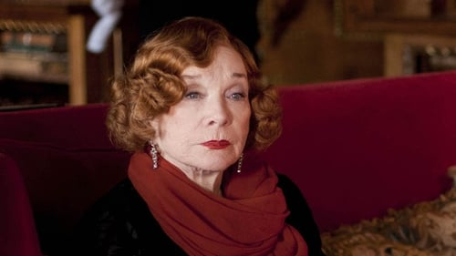 Shirley MacLaine made a guest appearance in Downton Abbey's third series