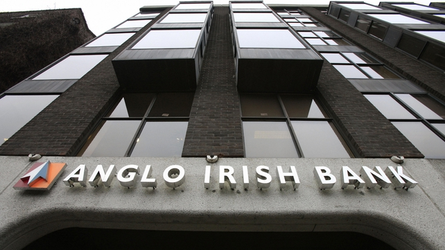 Aoife McGuire is charged with deleting and removing bank accounts at Anglo Irish Bank
