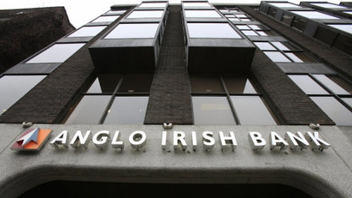 Gary McGann was a non-executive director of Anglo Irish Bank in 2008