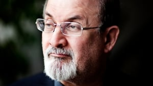 Salman Rushdie: new book published