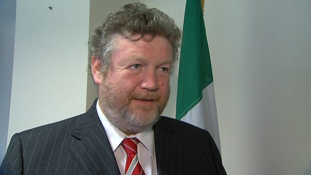 James Reilly said there was nothing improper about his connection to Seamus Murphy