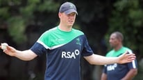 Kevin O'Brien joins Damien as Ireland depart for UAE ahead of crucial Intercontinental Cup and World Cricket League matches