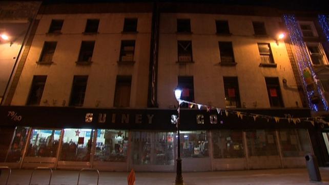Guineys on Talbot Street is put into liquidation
