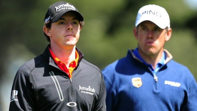 McIlroy and Westwood are set to play crucial roles as Europe look to defend the Ryder Cup