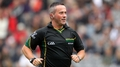 James McGrath to referee Hurling final replay
