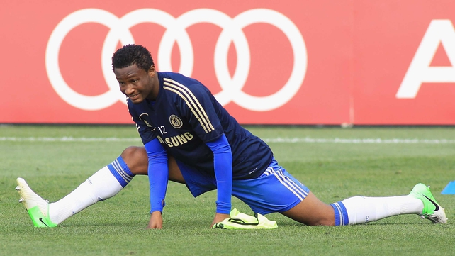John Obi Mikel has signed a new deal with Chelsea