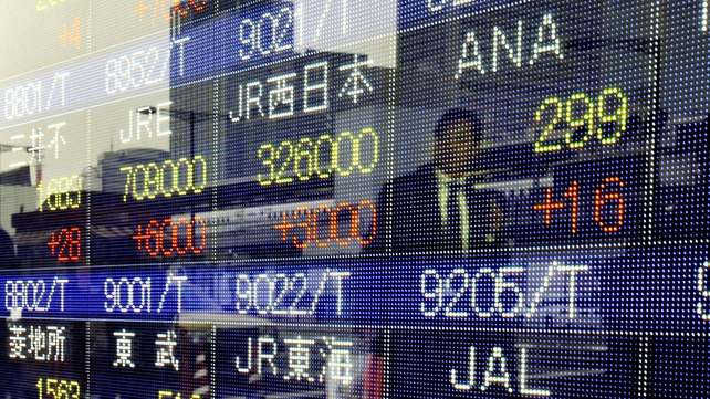 Japan's Nikkei index closes over 4% lower