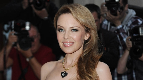 Kylie Minogue is not giving up her day job