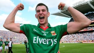 Barry Moran was a happy man as Mayo booked their place to face Donegal in the decider