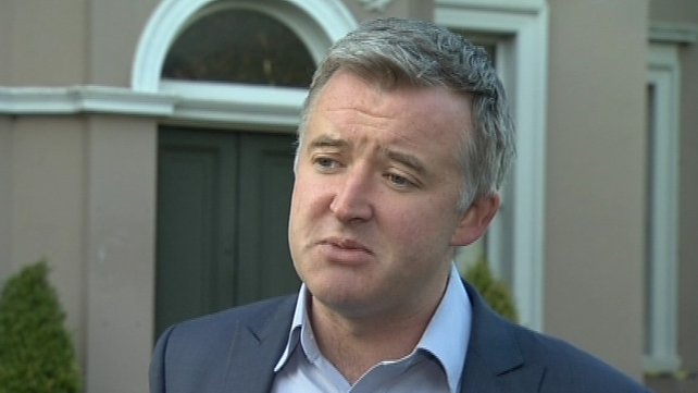 Liam Herrick will take up his position at Áras an Uachtaráin next month