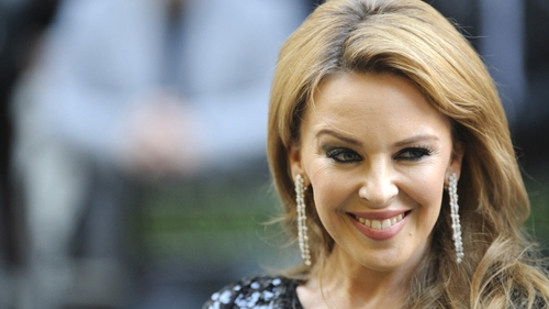 Kylie Minogue talks next album