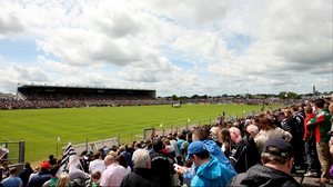 The Connacht final between Mayo and Sligo attracted a massive crowd to Dr Hyde Park in Roscommon