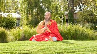 Shaolin monks in Monart