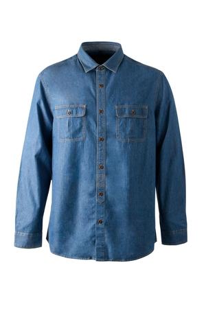 Denim shirt, €50
