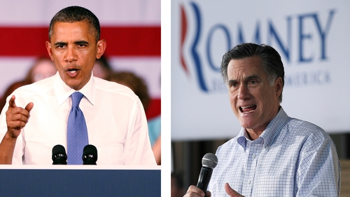 Both Obama and Romney are steering clear of the thorny issue of mortgage arrears and debt relief