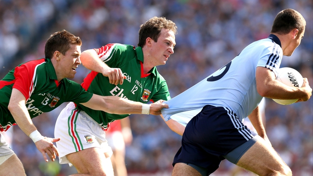 Joe Brolly says Mayo's 'tactical fouling' was a huge factor in their win over Dublin