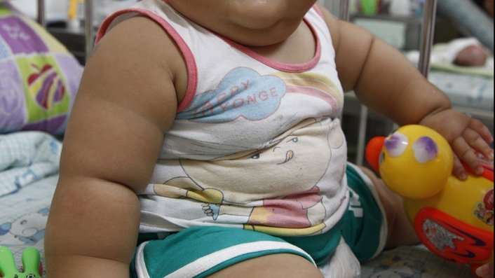 Obesity: will Irish children have shorter lifespans than their parents?