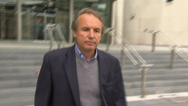 Breifne O'Brien faces a series of charges alleging the theft of sums totalling around €11m