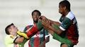 Woodwork denies Newcastle in Europa League