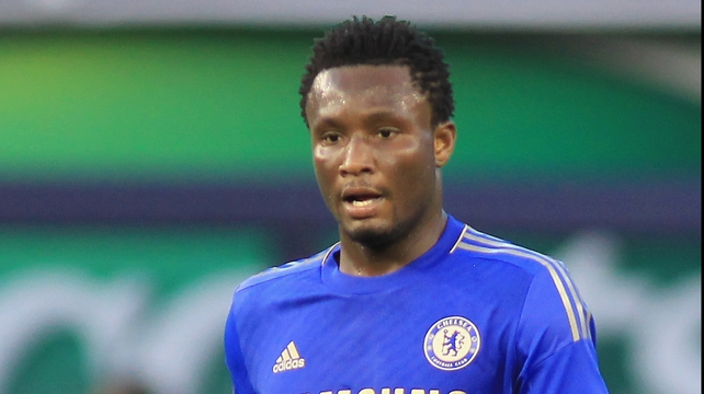 John Obi Mikel admitted he was at fault for Juventus' equaliser last night