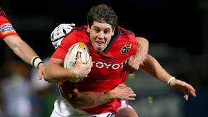 Dave O'Callaghan can play either second row or back row