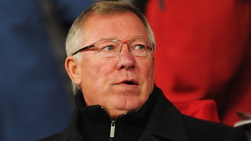 Alex Ferguson's Manchester United have not beaten Liverpool at Anfield for five years