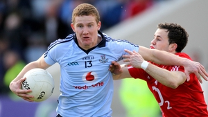 Ciarán Kilkenny broke onto the senior scene for Dublin this summer