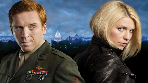 Homeland - RTÉ Two tonight, Tuesday October 2, at 9.00pm