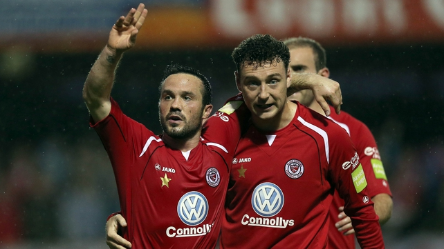 Sligo Rovers are on the verge of ending of 35 years of, if not hurt, then at least mild discomfort