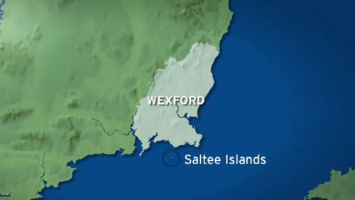 Diver got into difficulty off Saltee Islands