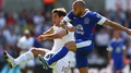 Everton outplay Swans to climb to second