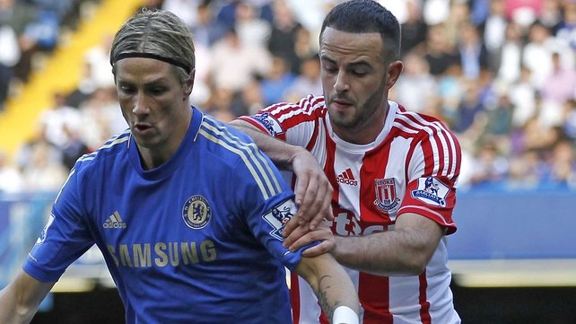 Torres moved to Stamford Bridge from Liverpool for £50million