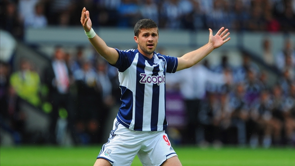 Shane Long's 65th-minute introduction turned the game in West Brom's favour
