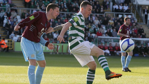 Drogheda United were comfortable winners in Tallaght Stadium