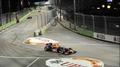 Vettel wins Singapore Grand Prix