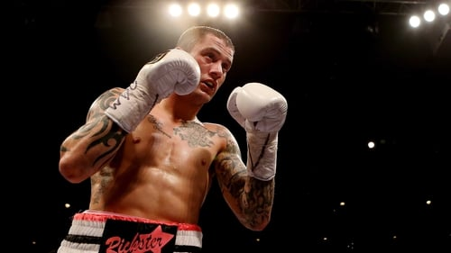 Ricky Burns put in the performance of his life as he tormented Kevin Mitchell in Glasgow