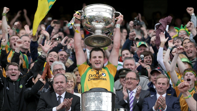 In Michael Murphy, Donegal have an undoubted lea
