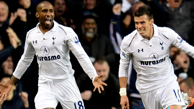 Jermain Defoe scored the winner for Spurs