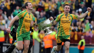 Michael Murphy won the All-Ireland title in 2012