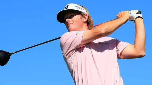 Brandt Snedeker held off a late charge by fellow American Ryan Moore